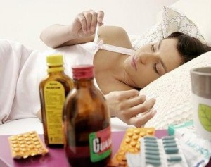 Treatment of Flu symptoms i adult