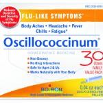 Oscillococcinum Homeopathic Flu Medicine