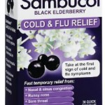 Cold and flu symptoms relief