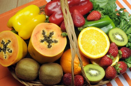Vitamin C Foods For Colds