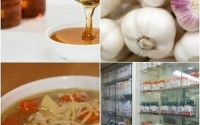 Naturally remedies for cold and flu