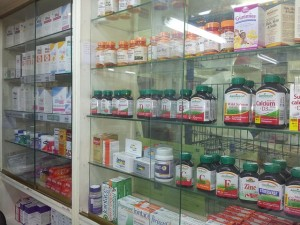 food Supplements vs cold and flu